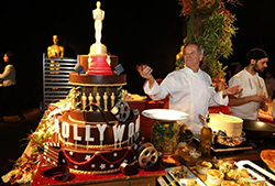 Wolfgang Puck Governor's Ball Academy Awards Oscars Chris Valentine Host Premier Access Network coverage Charity Events Beverly Hills